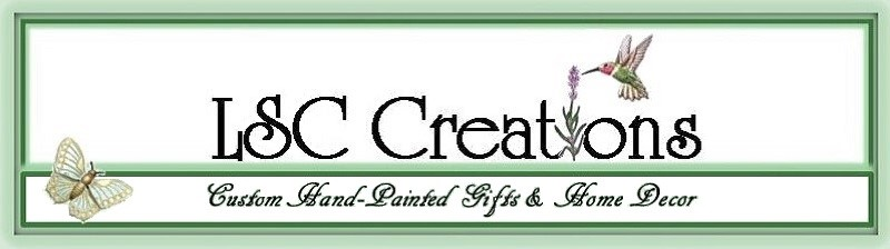 LSC Creations Custom Hand-Painted Gifts & Home Decor