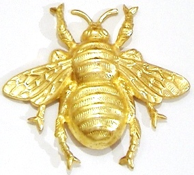 Brass Bumble Bee, Large