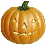 Jack-O-Lantern, Pumpkin